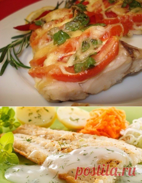 TOP-5 FISH RECIPES FOR the DINNER — Tasty recipes