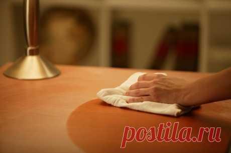 14 гениальных лайфхаков для уборки пыли в доме