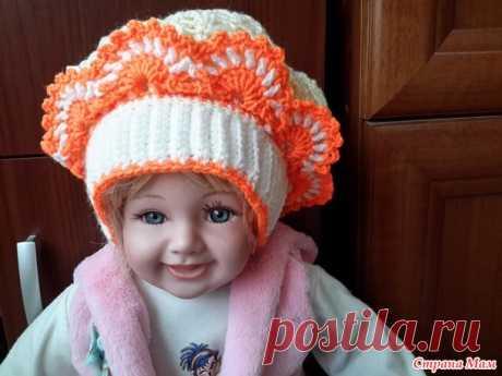 Шапочки для Алисы - Вязание для детей - Страна Мам