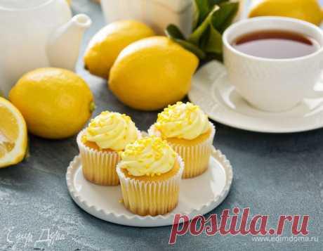 Рецепты десертов с лимонами от «Едим Дома»