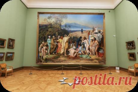 Панорамы музеев в Яндекс.Картах