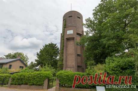 Эксклюзивный дом в водонапорной башне Soest 30 фото - unwonted.ru