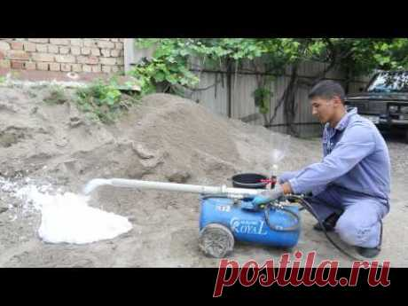 Пено генератор для пенобетона цена 10000 сом