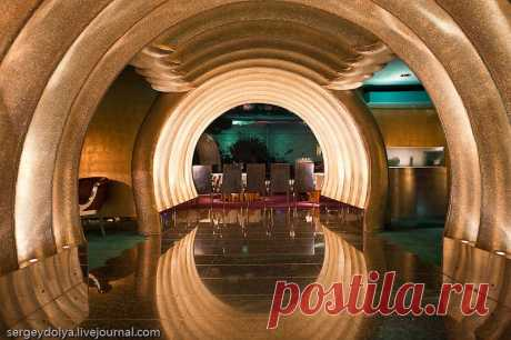 Бурдж Аль Араб - самый роскошный отель мира