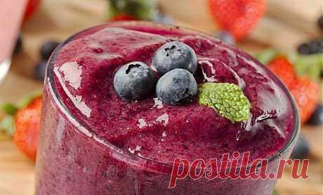 Полезный витаминный рецепт для желающих стать стройными.