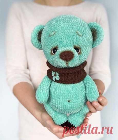 Какой  милый медвежёнок