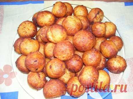 Творожные пончики мой первый и удачный опыт)))) | 4vkusa.ru