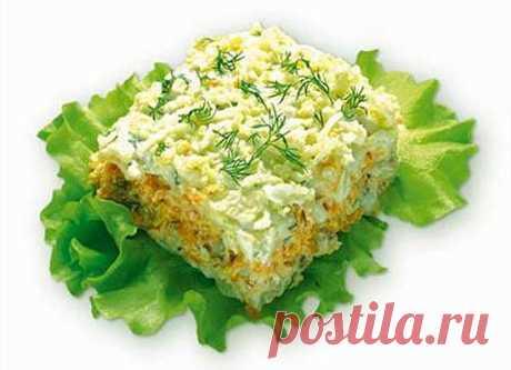 30 лучших салатов на день рождения