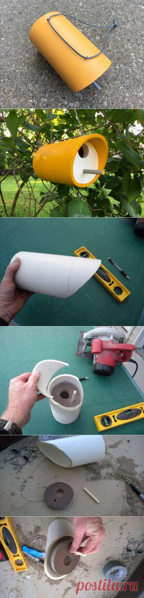 Пластиковый скворечник