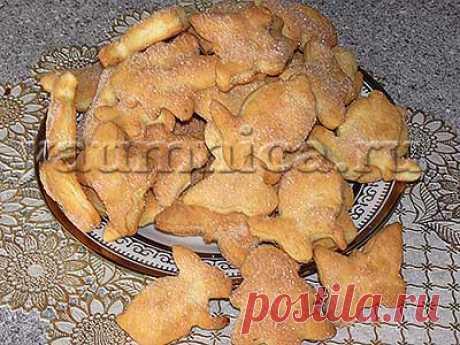 Творожное печенье «Слойка»: рецепт, фото рецепт, пошаговый рецепт с фото