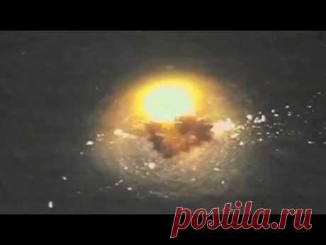 Испытания ракеты Х-35 в Сирии
