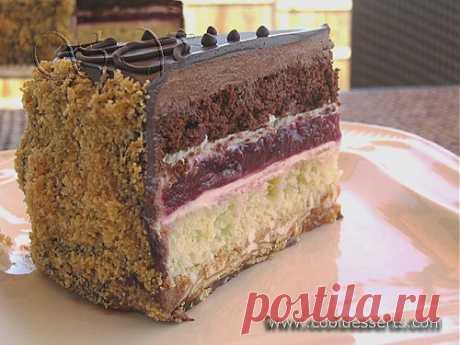 Многослойный торт (Multilayered Cake) Автор: Mishelle