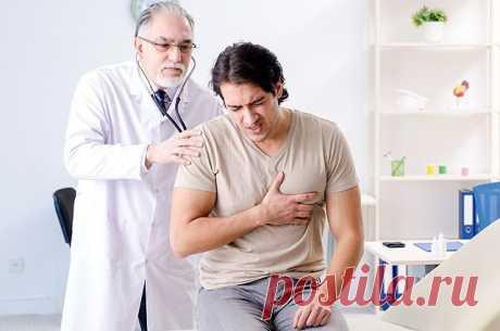 Как избежать инфаркта / Будьте здоровы