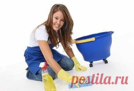 Способы очистки разных поверхностей | Делимся советами