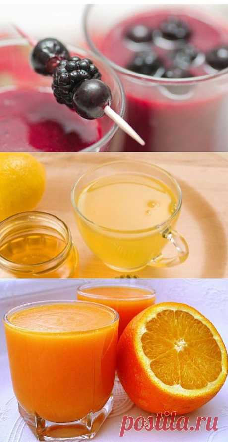 Вкусные фруктовые кисели – лучшие домашние напитки / Простые рецепты