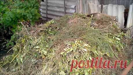 Делаем компост по-быстрому — Садоводка