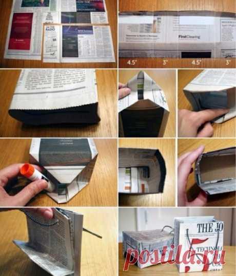Бумажный пакет на все случаи жизни