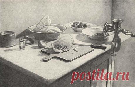 Порядок приготовления обеда | Я тебя съем | Яндекс Дзен