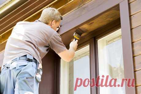 Как перекрасить дом: пошаговая инструкция - Мужской журнал JK Men's С помощью нашего наглядного руководства вы сможете перекрасить деревянный дом быстро и без ошибок. Знаете ли вы, что на срок