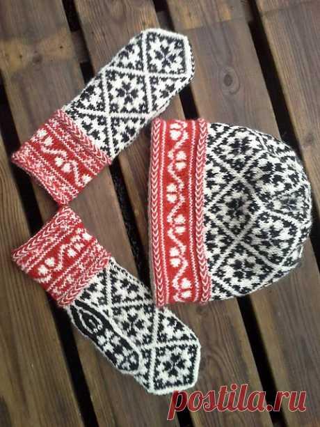 Ravelry: No. 575 pattern by Mirdza Slava