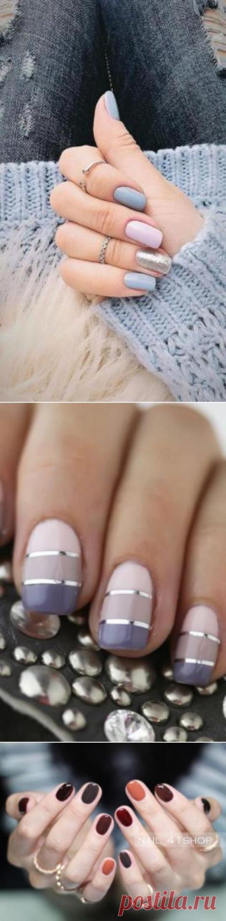 Модный маникюр на каждый день: лучшие тренды-2019, идеи дизайна на ногти разной длины, фотообзор новинок