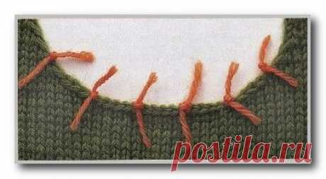 Курс вязания спицами