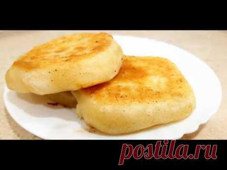 Вкуснота с Сыром Сулугуни - Готовлю сразу Две Порции/Паратха с Сыром