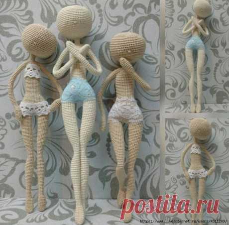 Основа для кукол