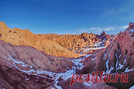Неимоверная красота и величественность — фото кыргызских гор