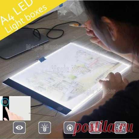 97.43руб. 40% СКИДКА|Регулируемый светодиодный графический планшет, пишущий инструмент для алмазной живописи, световой короб, колодки для цифрового рисования, А4, копировальный планшет, алмазная вышивка|Алмазная роспись, вышивка крестом|   | АлиЭкспресс Покупай умнее, живи веселее! Aliexpress.com