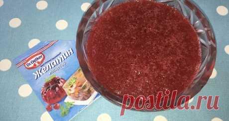 Клубничный конфитюр пошаговый рецепт с фото на сайте академии выпечки Dr.Oetker