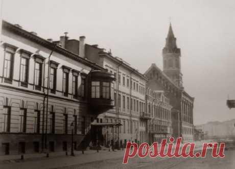 Самые первые фотографии Петербурга — Путешествия