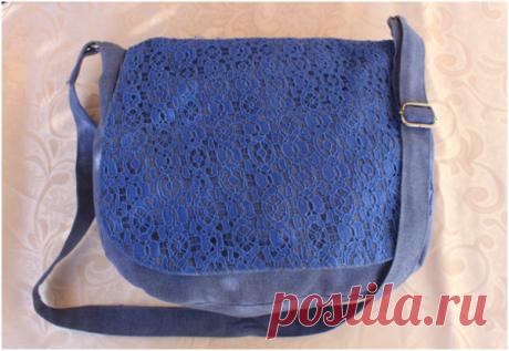 Летняя сумка | 1000 идей для вязания спицами | Яндекс Дзен