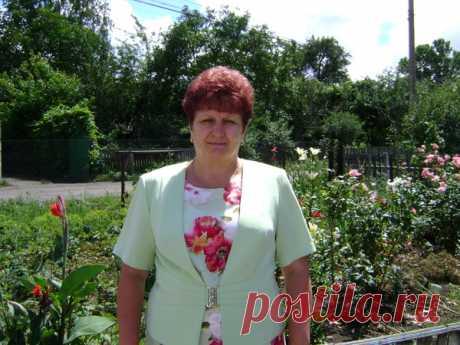 Татьяна Рудницкая