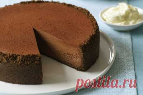 Восхитительный тортик… И его даже не нужно печь!