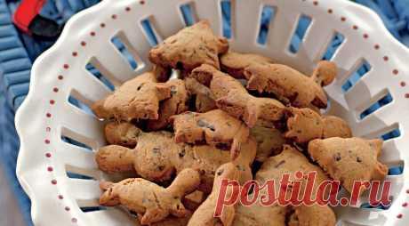 Имбирное печенье, пошаговый рецепт с фото