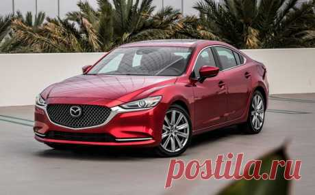 Флагманский седан Mazda 6 3 поколения - цена, фото, технические характеристики, авто новинки 2018-2019 года