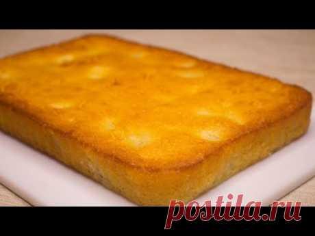 Манник на Кефире БЕЗ МУКИ | SIMPLE PIE recipe