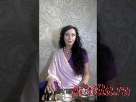 Индийская маска для волос ИЗ КИСЛОГО МОЛОКА