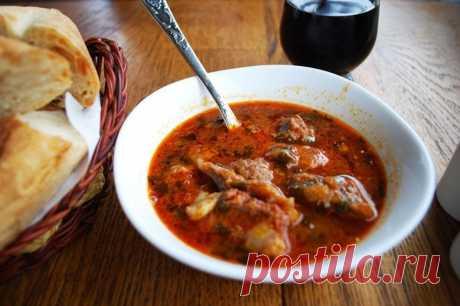 Чашушули рецепт – грузинская кухня: основные блюда. «Еда»