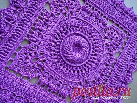 Ravelry: Fiorire pattern by Svetlana Grebennikova