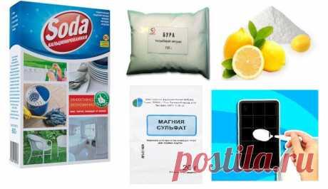 Таблетки для посудомоечной машины своими руками: 3 проверенных рецепта