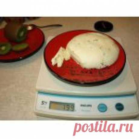 "Домашний сыр ""Моцарелла"" - кулинарный рецепт"