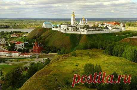 Тобольский Кремль!