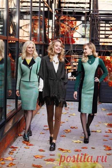 """Компания """"Faberlic"""". Интернет-магазин: Новая коллекция одежды Фаберлик осень 2017."""
