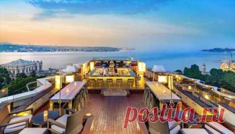 ЗОЖ – дело тонкое: каникулы в Стамбуле с пользой для здоровья | Офигенная