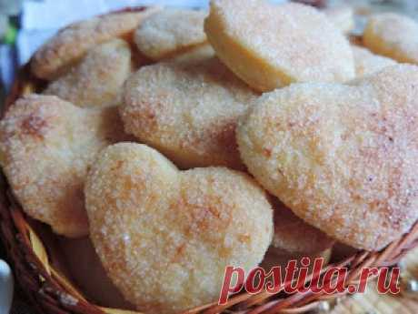 Готовим вкусно: Творожное печенье «Слойка»