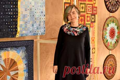 (72) Ассоциация мастеров лоскутного шитья России