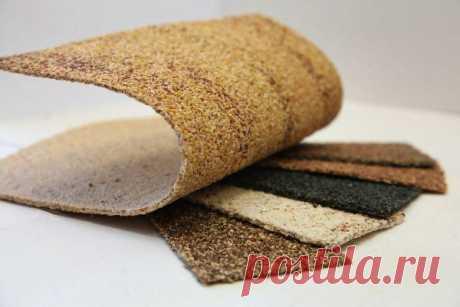 Гибкий камень: технология производства, изготовление своими руками, достоинства и недостатки, клей, основа, виды (мрамор, песчаник)