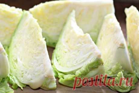 Вечером хозяйка быстро нарезает 2 головки капусты… То, что она подает на стол утром, превращает привычную трапезу в праздник! | Краше Всех